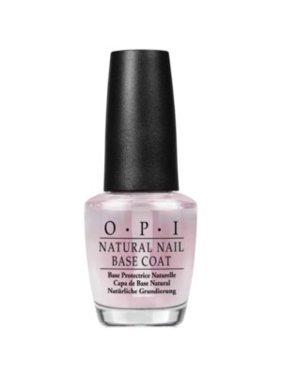 OPI Natural Nail Polish Base Coat, 0.5 Oz
