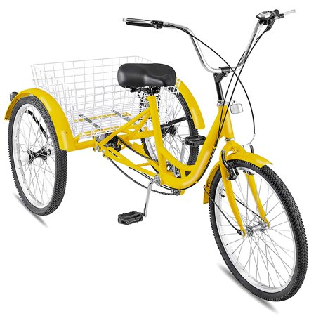 BestEquip 3-Wheels Trike 24