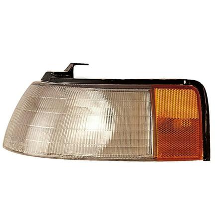 1988-1992 Mazda 626 Front Driver Parking Corner Turn Signal Reflector Light