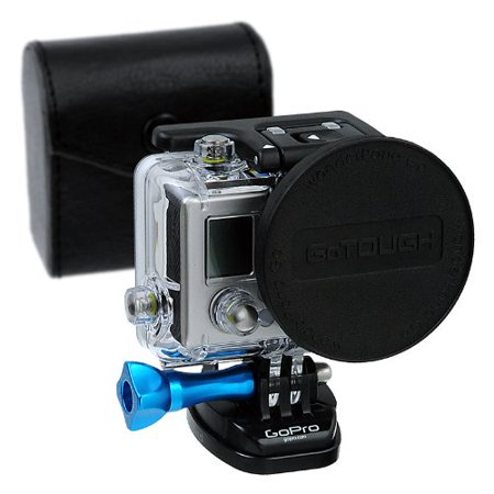 Fotodiox WonderPana Go Standard Kit GoTough Filter Adapter System for GoPro Hero3 Standard Housing Case with 3 Filters ()