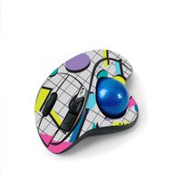 Abstract Collection of Skins For Logitech M570 Wireless Trackball Mouse
