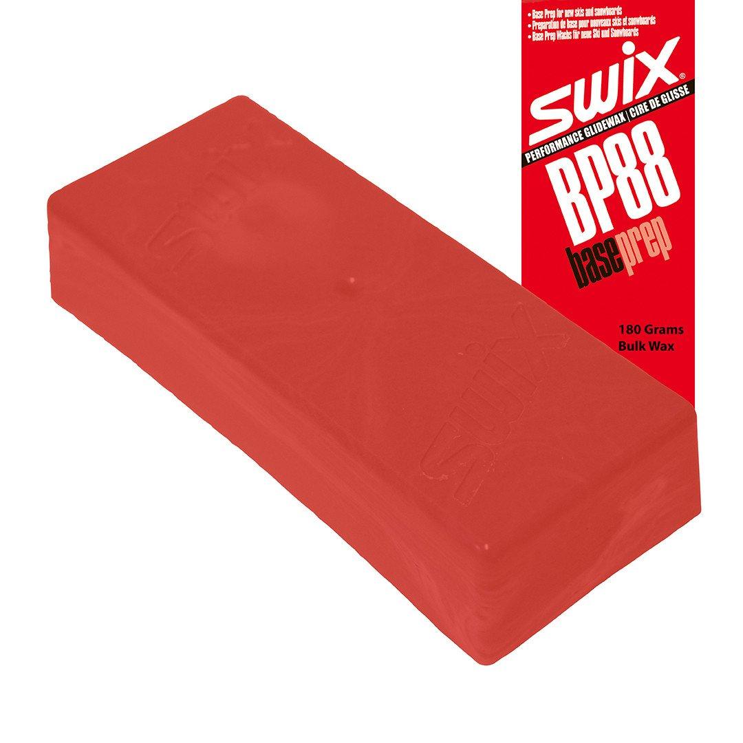 Swix Base Prep Wax: BP88 Red