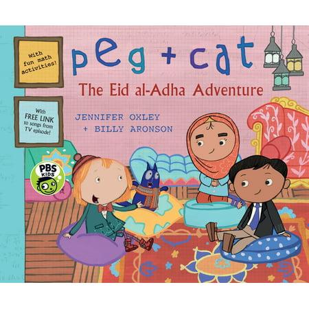 Adventure Pegs - Peg + Cat: The Eid al-Adha Adventure