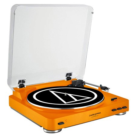 Audio-Technica AT-LP60 Fully Automatic Stereo Turntable System (LE