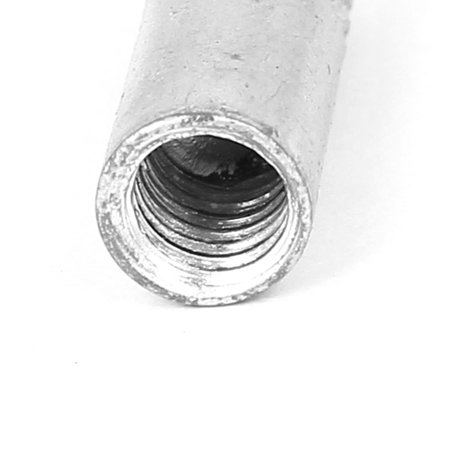 6pcs M6 Filetage du boulon extension interne écrous vis ancrage manchon 24mmx8mm - image 1 de 3