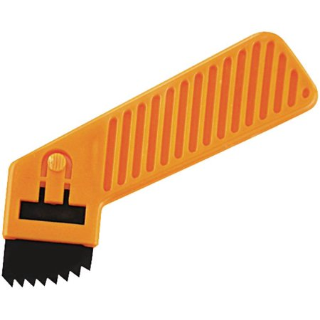MintCraft MJ-T08010 Angled Grout Remover, For Use With 2223758 Grout Remover, Orange