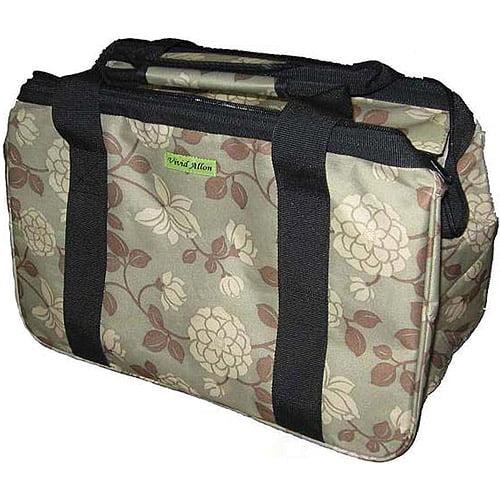"""JanetBasket Peony Eco Bag, 18"""" x 10"""" x 12"""""""