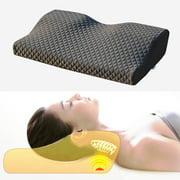 Best Chair For Neck Pains - Contour Memory Foam Pillow for Neck Pain Review