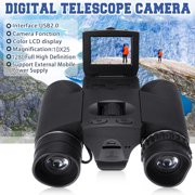 1080P 12X32 Digital Binoculars Telescope Folding Video Record DVR Camera BD318