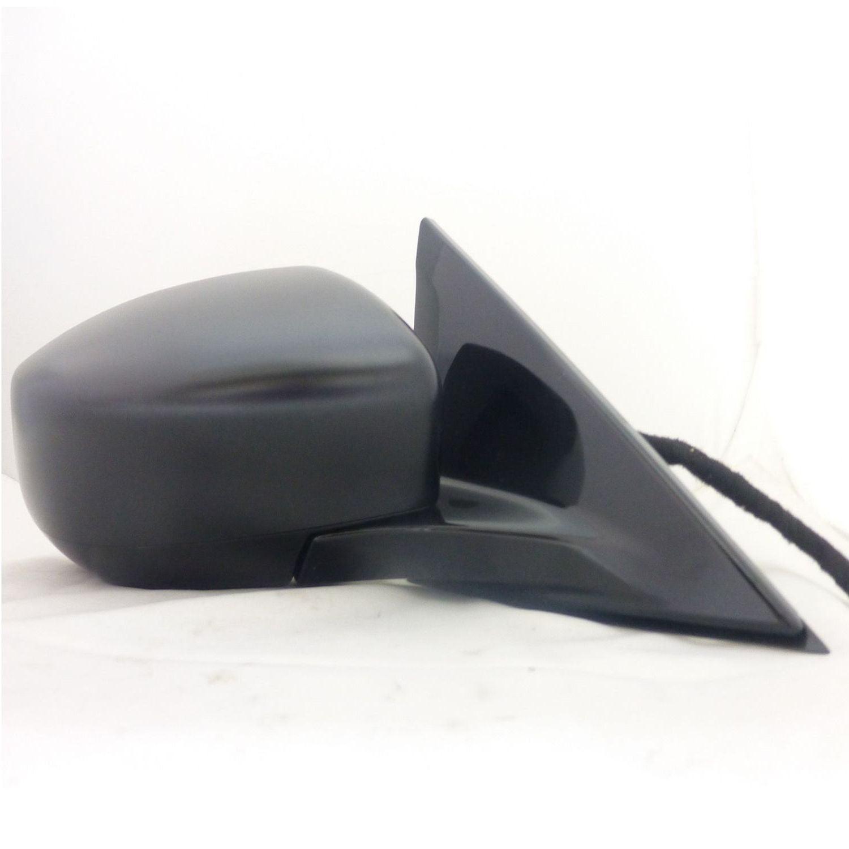 NEW Premium Outside Mirrors Right Power Manual Folding Textured 963014RA1APFM