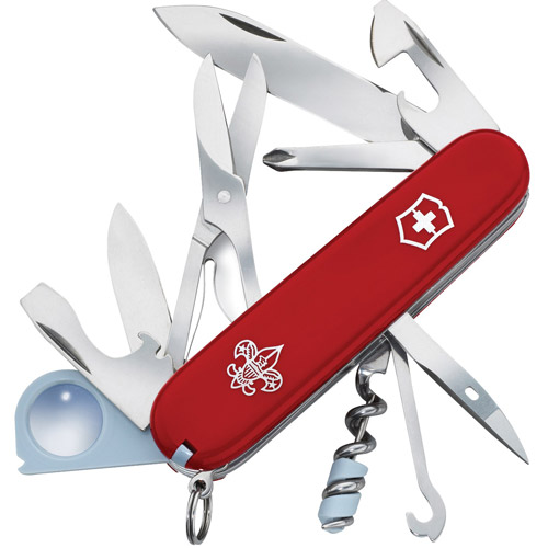 Victorinox Swiss Army Boy Scout Explorer Knife