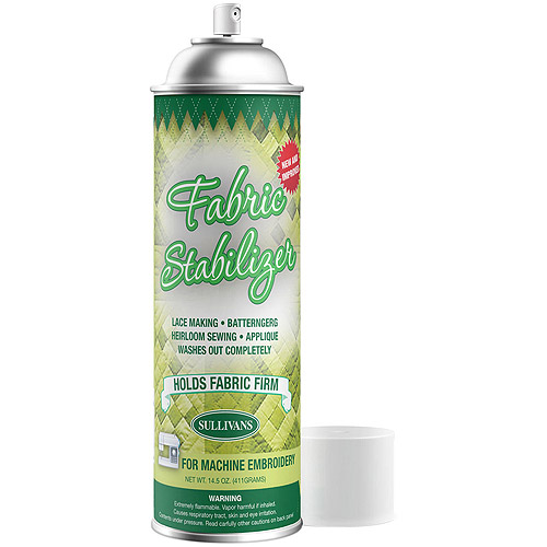 Fabric Stabilizer Spray, 14.5 oz