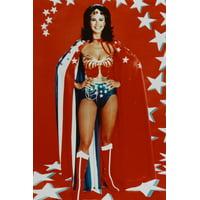 Wonder Woman Lynda Carter Stars In Back 24X36 Poster