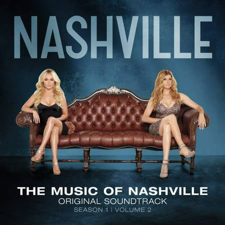 Music of Nashville (Season 1 Vol 2) Soundtrack