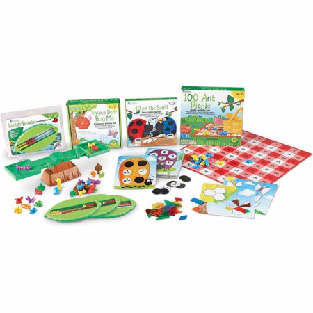 Learning Resources Common Core Critters Kindergarten Bundle