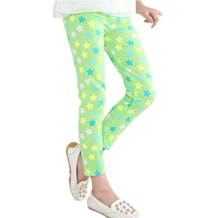 9aff0d8d00738 everbest - Baby Kids Childrens printing Flower Toddler Classic Leggings  Girls Pants Girls Legging 2-14Y Baby Girl Leggings - Walmart.com