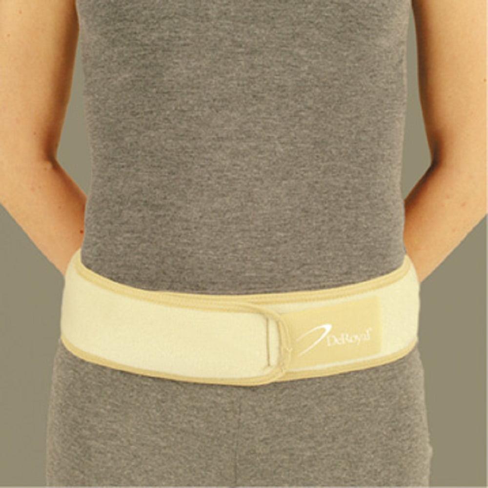 DeRoyal 13480078 S-I Support Belt, Large/Extra-Large - 1 Each