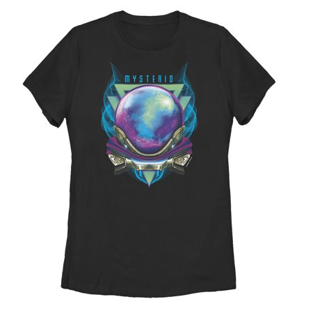 5b4e1a5af Marvel - Marvel Women's Spider-Man: Far From Home Mysterio Masked T ...