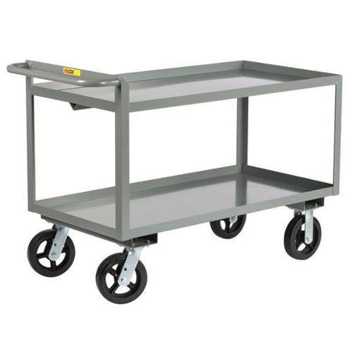 Little Giant Welded Utility Cart, Gray GL-2436-6MR