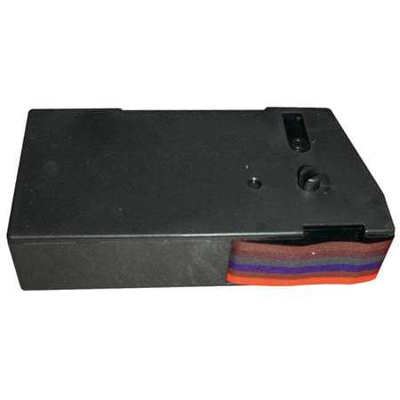 GRAPHIC CONTROLS BN 46182712-001 Chart Recorder Ribbon, Multi Color