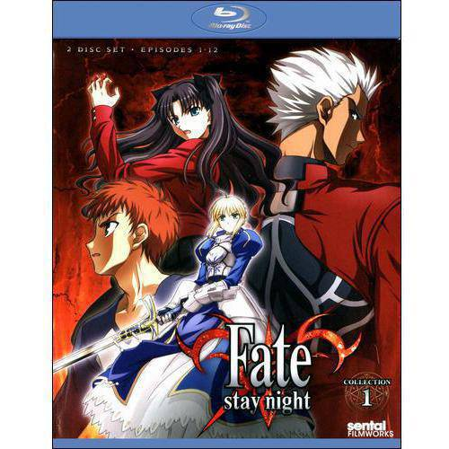Fate/Stay Night: Collection 1 (Blu-ray) (Widescreen)