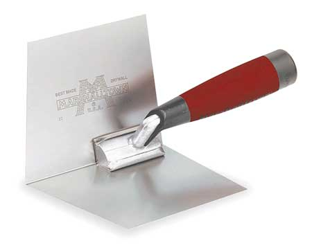 "Marshalltown 23D 4"" Flexible Inside Corner Trowel by Marshalltown"