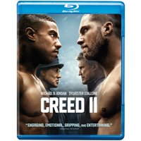 Creed II (Blu-ray + DVD + Digital Copy)