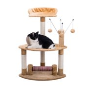 Cat Tree Condo Tower Kitty Furniture Scratcher Pet House