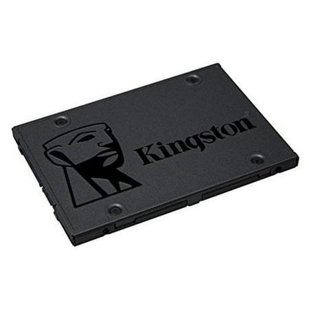 - Kingston 120GB A400 SATA3 2.5 SSD (7mm height) - SA400S37/120G