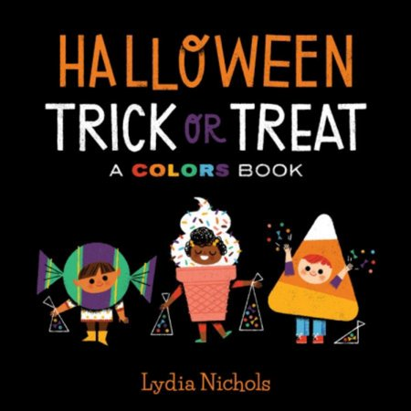 Halloween Trick or Treat (Board Book) - Halloween Trick Or Treat