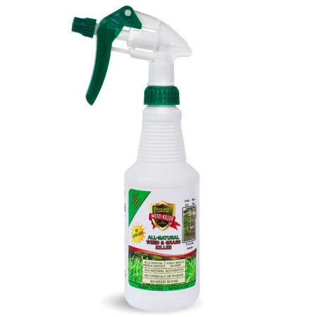 - Natural Armor Weed and Grass Killer All-Natural Concentrated Formula. Contains No Glyphosate (32 Ounce Quart)