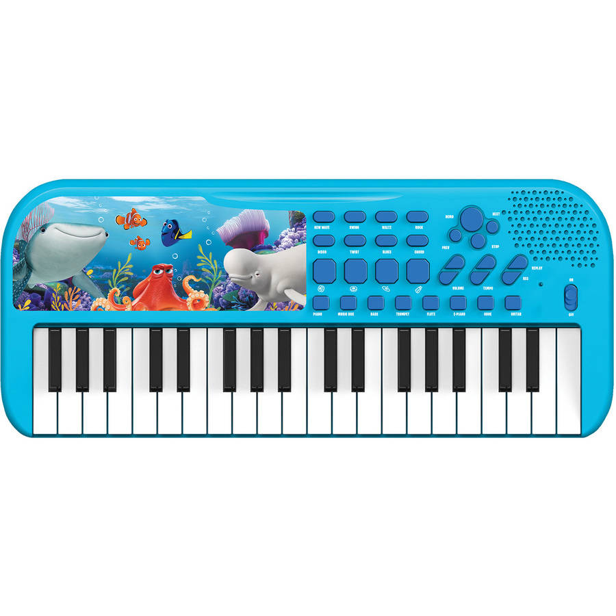 First Act Disney Finding Dory Keyboard