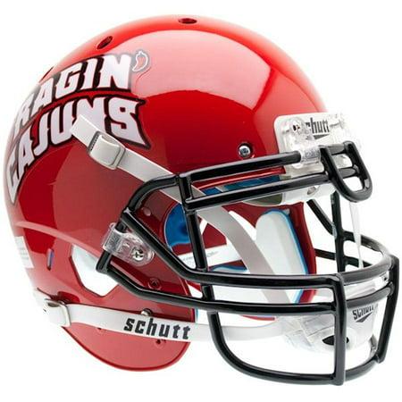 - Schutt Sports SCH-7050-109 Louisiana Lafayette Ragin Cajuns NCAA Authentic Air XP Full Size Helmet