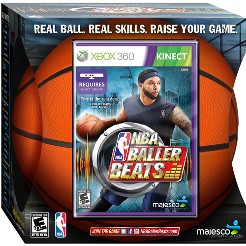 NBA Baller Beats for Kinect (Xbox 360)