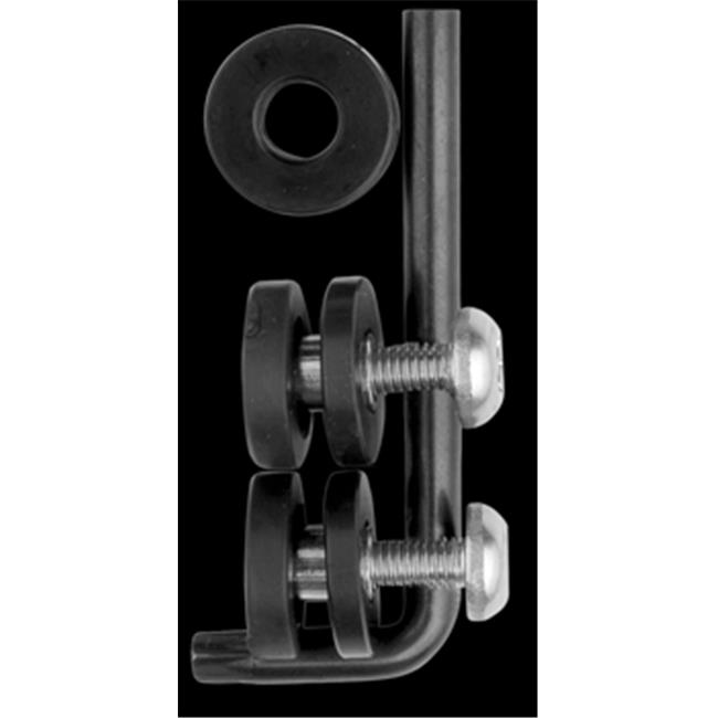 Cruiser Accessories 81400 Locking Fasteners, Rattle Stop-Stainless Star Pin, Pack of 20 - image 1 of 1