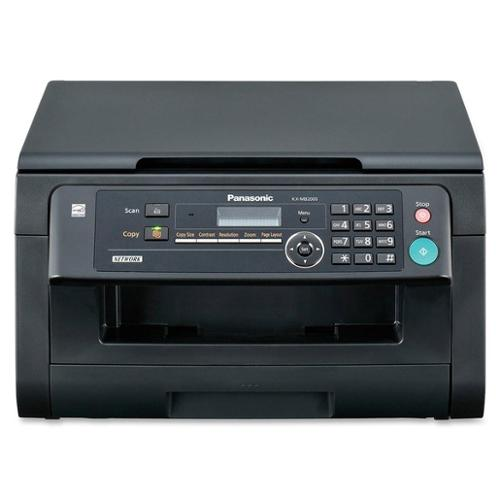 Panasonic Laser Multifunction Printer - Monochrome