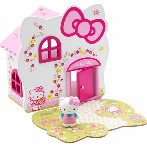 Hello Kitty Country Cottage Dollhouse by Generic