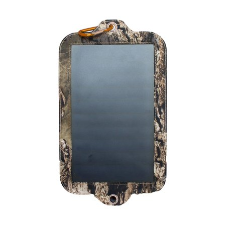 Covert Scouting Cameras 5267 Solar Panel Camera Charger Solar Panel Camera - Covert Video