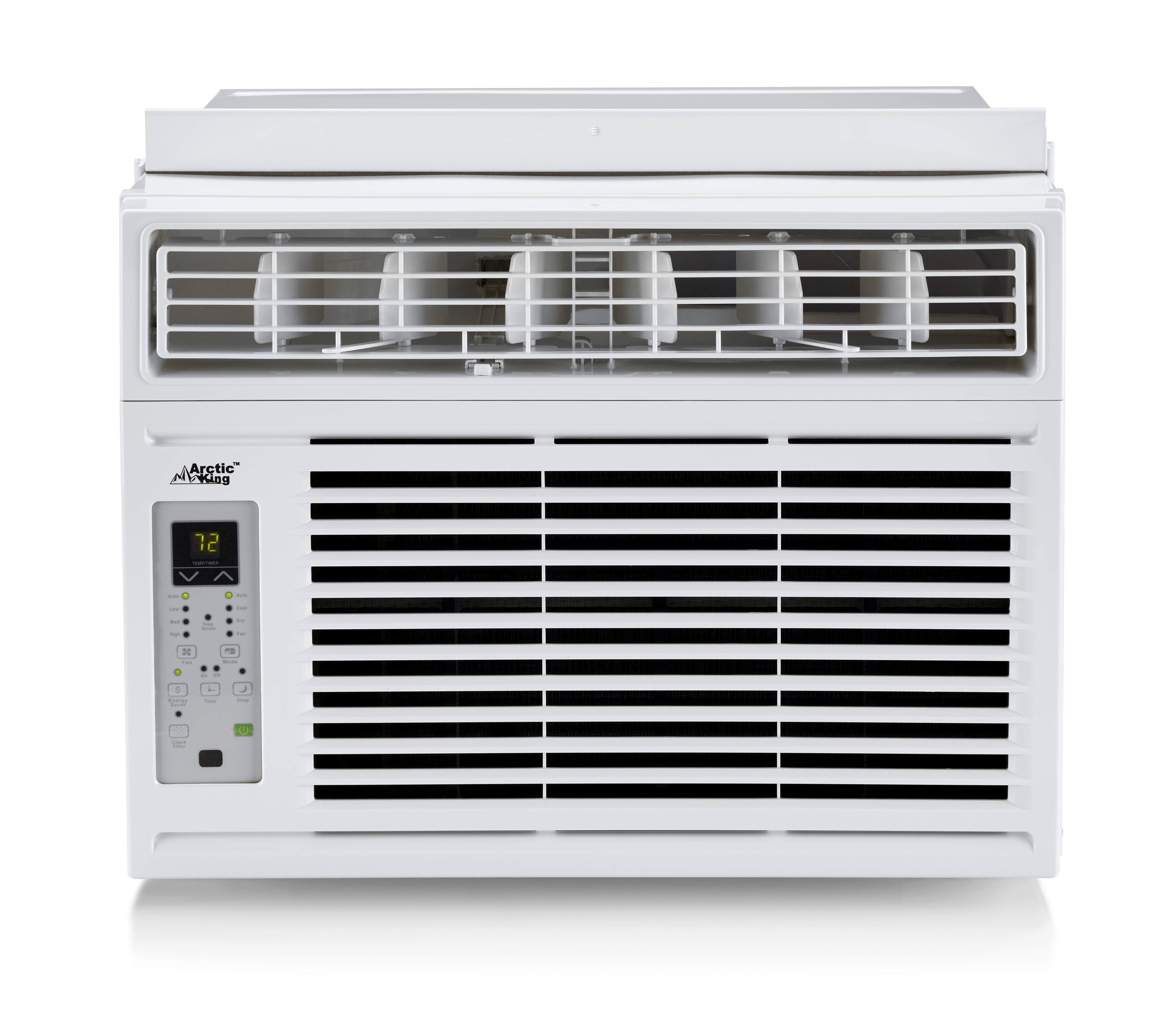 Arctic King 10,000Btu Remote Control Window Air Conditioner, White  WWK10CR81N