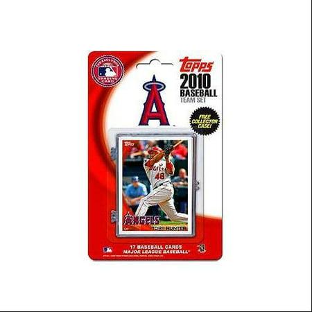 2010 Topps Team Set - Anaheim Angels Anaheim Angels T10BBANA