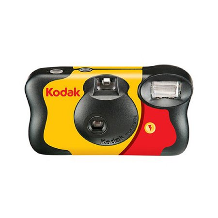 Kodak Fun Saver 35Mm Single Use Camera With Flash - 1 Ea - Walmart.com