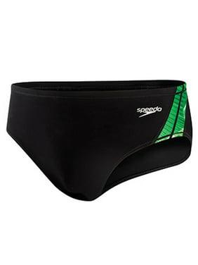 351fbfaa9a3aa Product Image Speedo Men s Boy s Endurance+ Mercury Splice Swimsuit Racing  Briefs