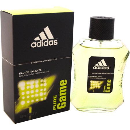 Click here for Adidas Mens Pure Game Eau de Toilette Natural Spra... prices
