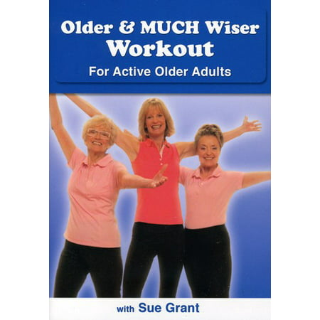 Older and Much Wiser Workout for Seniors (DVD)