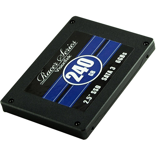 "Visiontek Racer 240GB 2.5"" Internal Solid State Drive"