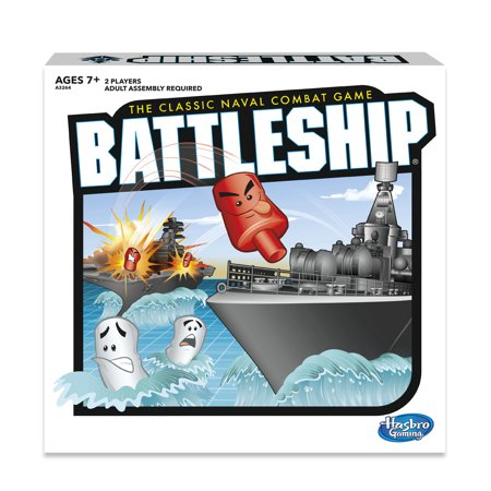 Battleship Game - Halloween Party Games For Adults And Kids