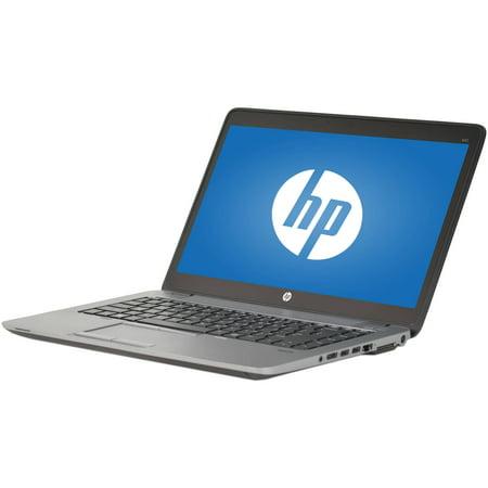 """Refurbished HP 840 G1 14"""" Laptop, Windows 10 Pro, Intel Core i7-4600U Processor, 8GB RAM, 500GB Hard Drive"""