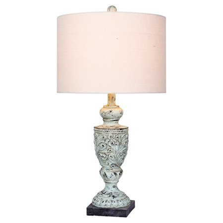 Cory Martin 26.5 in. Distressed Decorative Urn Table Lamp