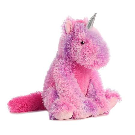 Fizzles SWIZZLE The UNICORN & PUNCH The PENGUIN Stuffed Animal Plush by Aurora