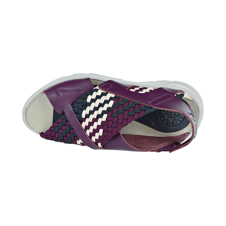 624573bafb8b Nike - Nike Air Huarache Ultra Women s Sandals Bordeaux Desert Sand Dark  Smoke 885118-604 - Walmart.com